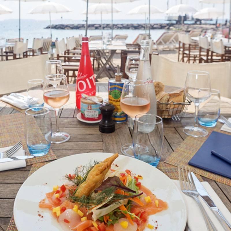 Restaurant - Sweet Beach - Mandelieu La Napoule